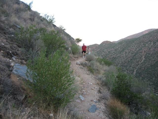 Phoneline Link Trail Hike Sabino Canyon