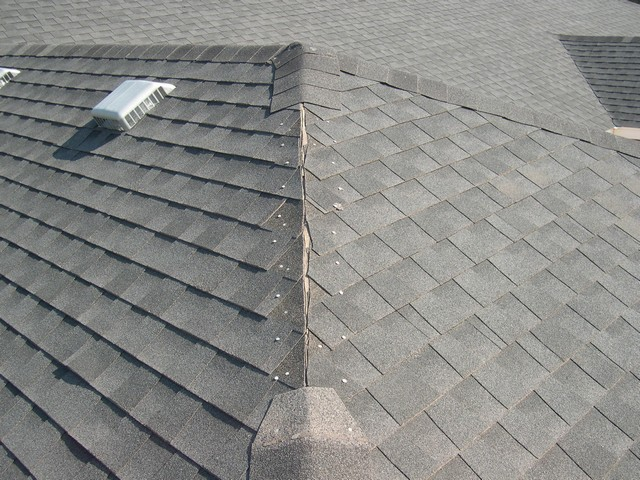 Where Did The Shingles Come From Owner I Don 39 T Know