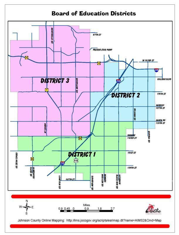 High Rating for Olathe School District Olathe Kansas