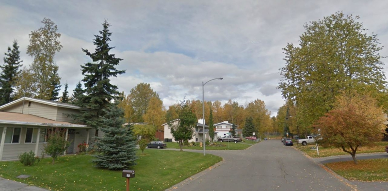 Windemere Neighborhood in Anchorage AK