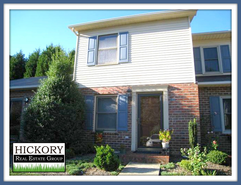 Hickory NC Colony Square Townhouse