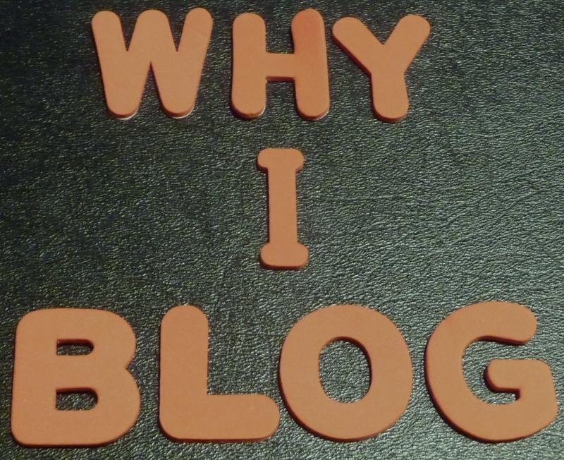 Why I Blog... HomeRome 410-530-2400