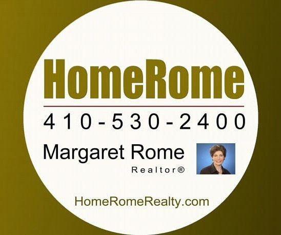 Sell Your Home With Margaret Rome 410-530-2400