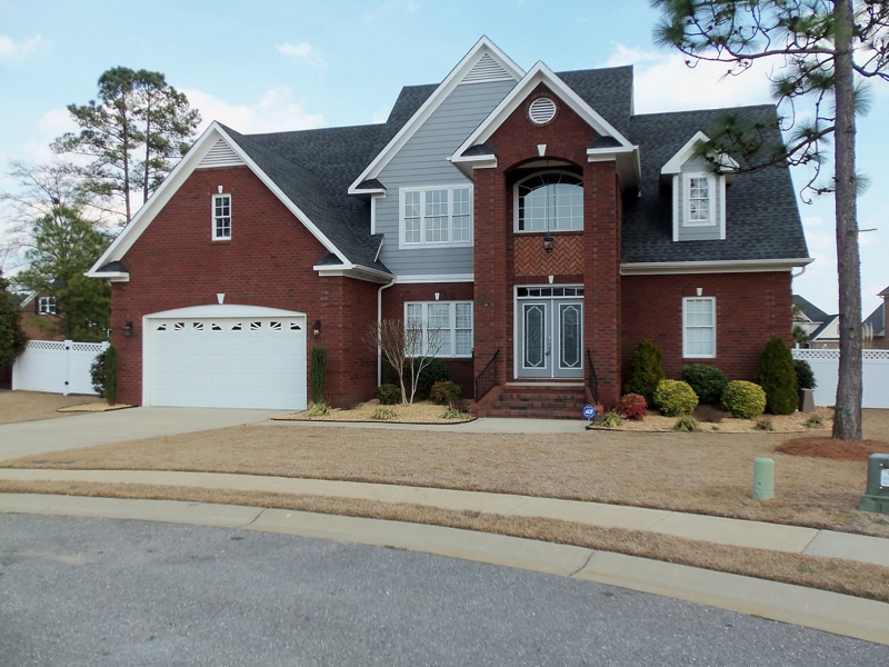 4 Bedroom Executive Style Home For Sale In Jack Britt School District