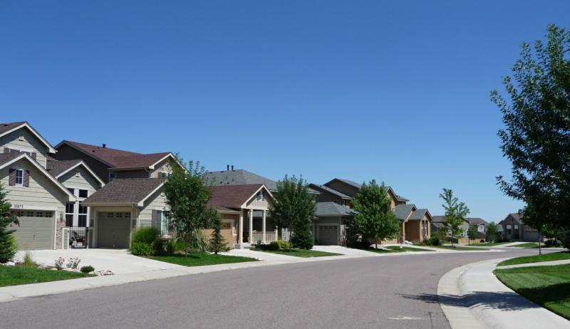 Firelight Highlands Ranch homes