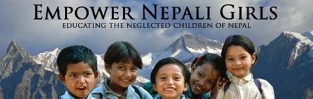 Empowering Nepali Girls