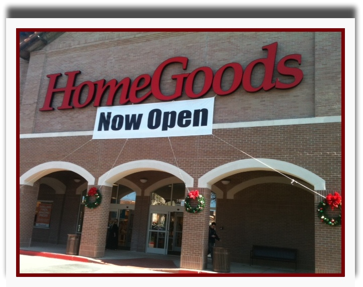 Be HomeGoods Happy in their new store location in NW Austin