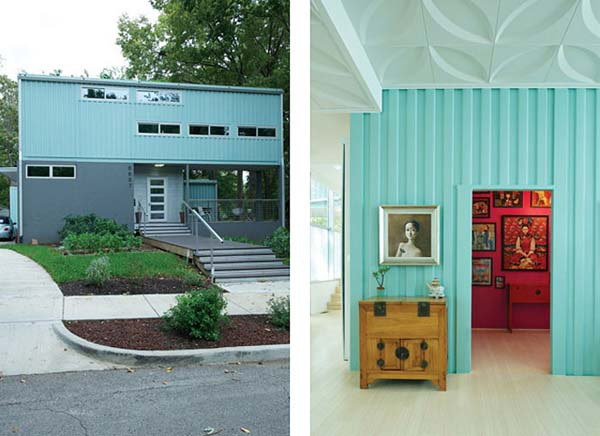 Is it Logical to Live in a Shipping Container?