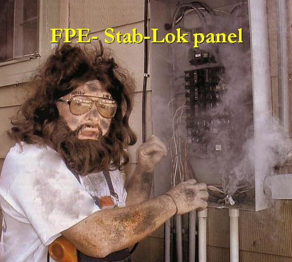 Hazardous Federal Pacific Electric Panels- Escondido Home Inspection