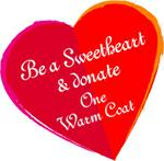 donate one warm coat