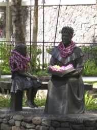 hawaii statue