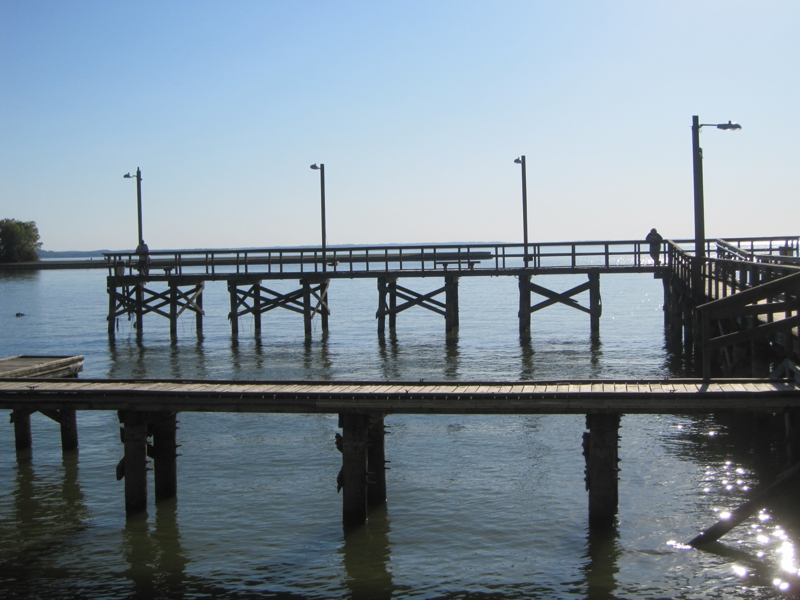 fishing piers