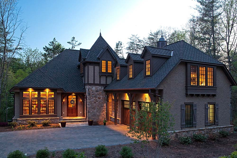 asheville luxury homes and neighborhoods sereis reynolds mountain, Luxury Homes