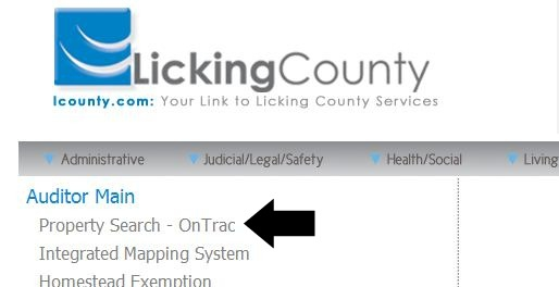 Licking County Property Search