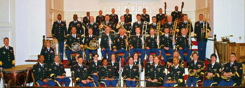 US Army 257th Band