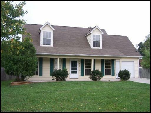 charming cape cod in north knoxville priced at only $129,900