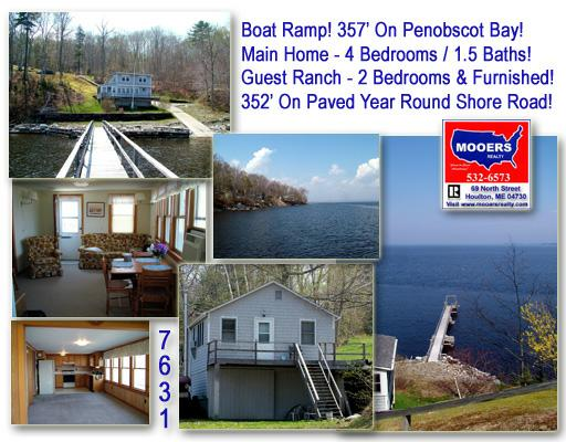 maine coastal real estate for sale,mooers realty,northport maine