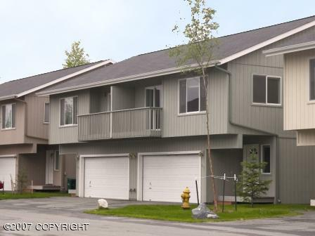 Wolf team lands townhouse project in south anchorage for Master down townhomes