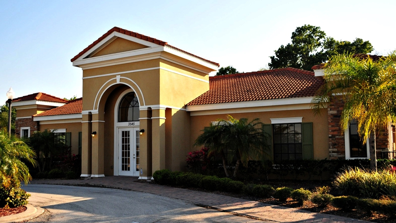 Clubhouse Portofino Vista Town Homes in Saint Cloud, Florida For Sale