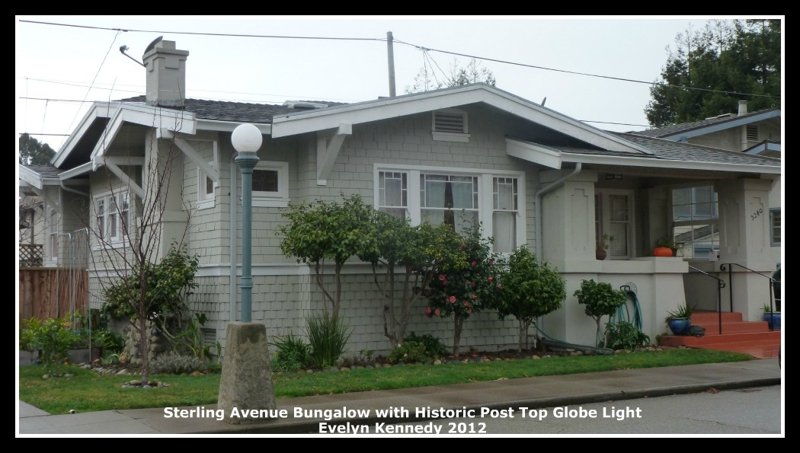Bungalow on Sterling Avenue in Alameda
