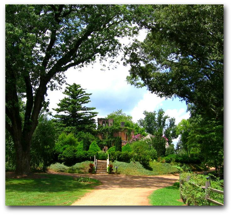 Barnsley Gardens In GA...the Ruins, The Romance, Itu0027s The Perfect Getaway!