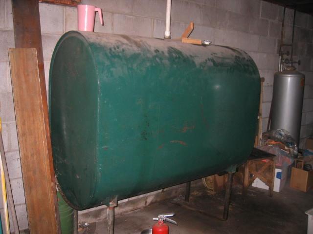 Fha Abandoned Fuel Oil Tanks Quot The Green Monster Quot