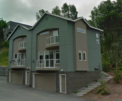 Bootleggers Cove Condos in Downtown Anchorage AK