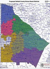 ar132932003176205 DeKalb County School Board Map Controversy