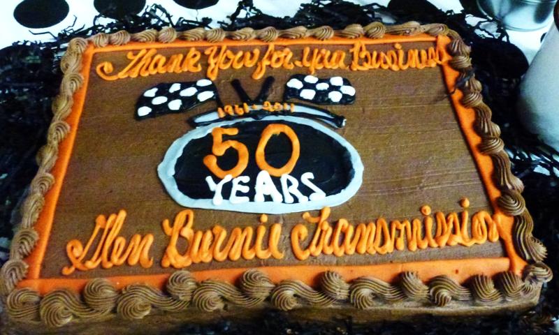 50 Year Celebration
