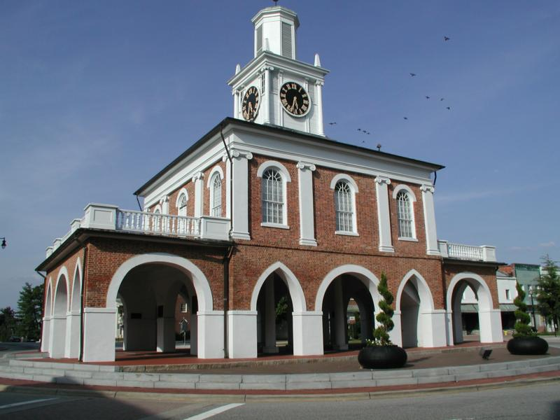 The Market House - Fayetteville, NC