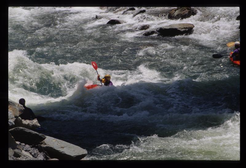 Water, Water Everywhere...  Ocoee River
