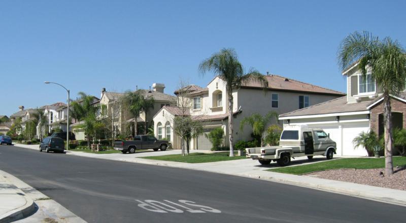 Victoria Grove houses