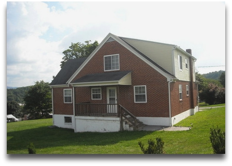 our family home Bluewell WV