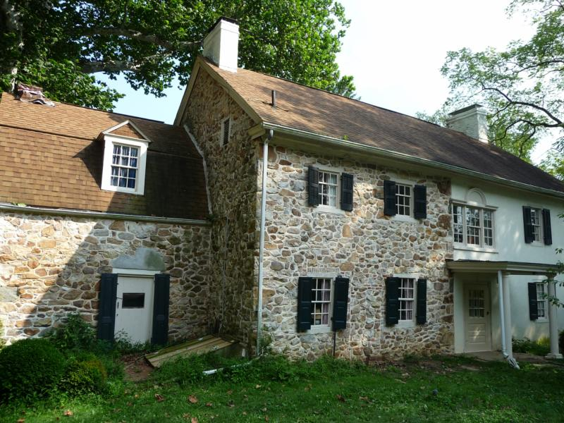 Historic home and mill in west grove pa price reduced for Cost of building a house in pa