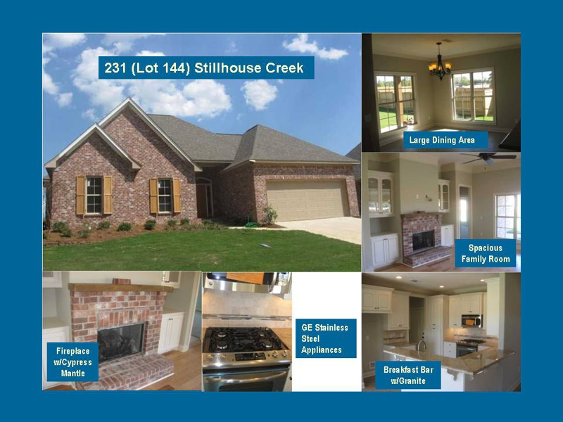3 2 New Construction Home For Sale In Madison Ms