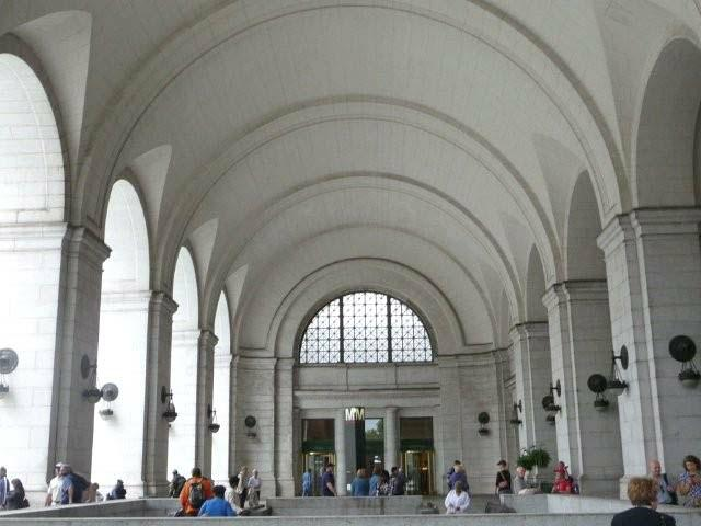 UnionStation Entrance