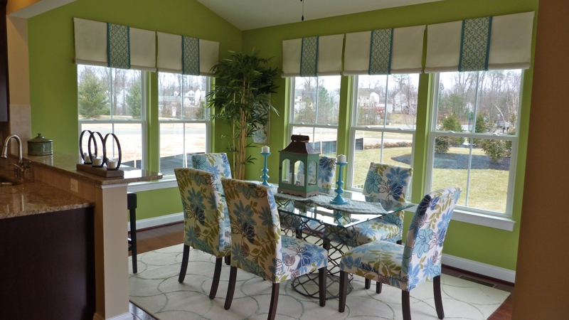 Home Design Ideas Decorating: Model Homes Always Have Decorating Ideas To Borrow