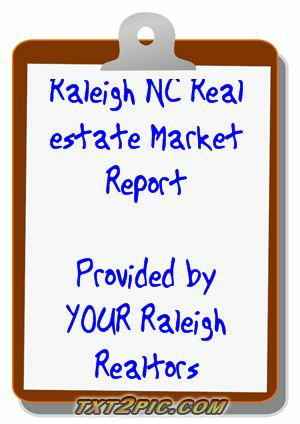 Raleigh Market Report