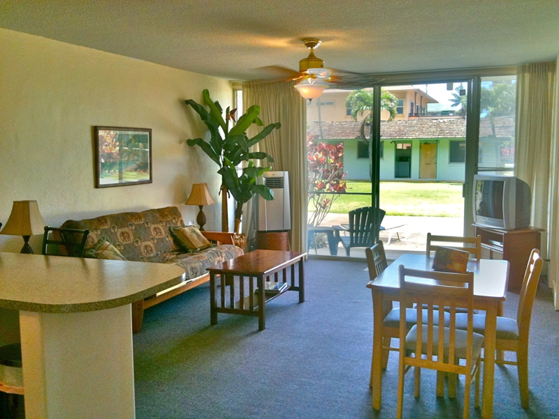 Kuau Plaza condos on Maui's north shore - Kuau Paia Maui HI 96779