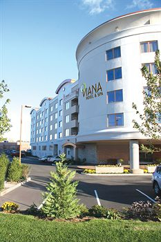 Viana Hotel and Spa in Westbury ny designed with Feng Shui and Leed Certified
