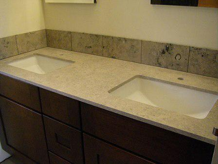 Quartz-Surfacing ? Also called engineered stone. This blend of ...