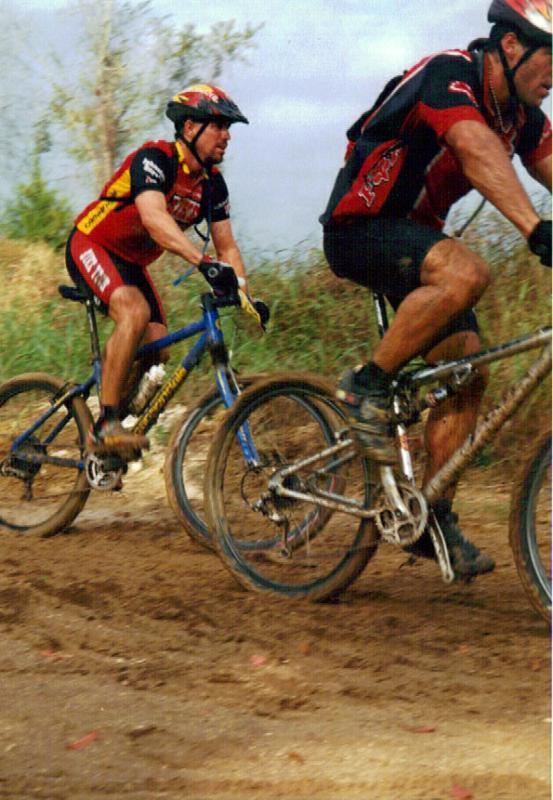 Daryll McKenzie Biking