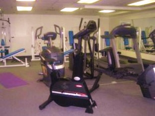 Gym Henderson Warf HomeRome Realty