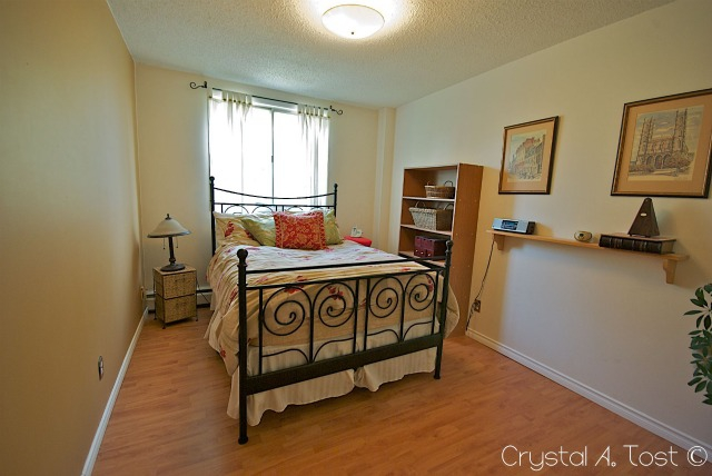 16A 80 Galbraith Drive SW - Bedroom