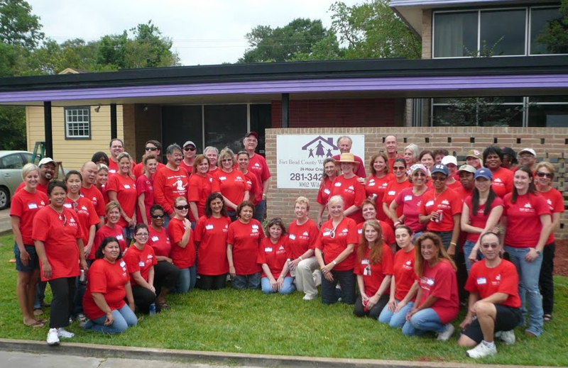Keller Williams Realty SW Associates on RED Day 2011