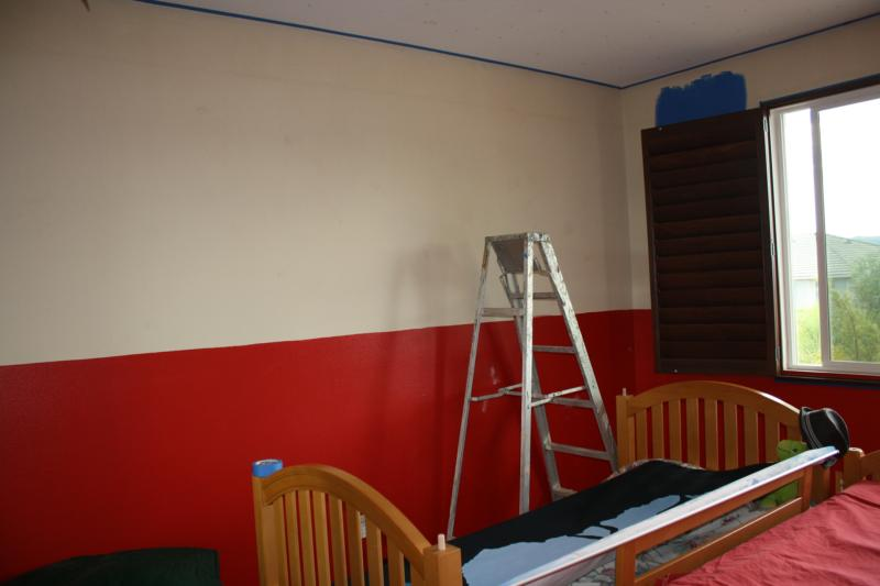 Boys Bedroom - Before