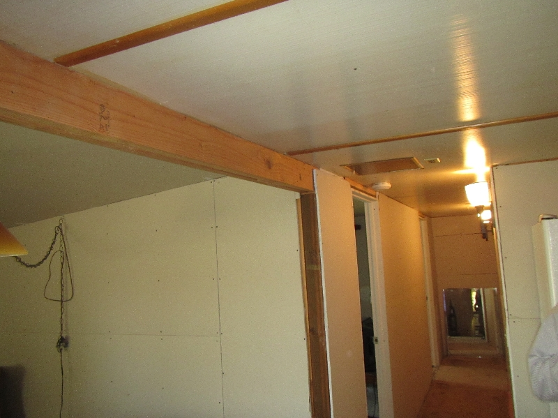 Modification of Manufactured home Wenatchee Home Inspection