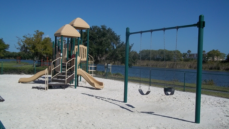 Playground in The Lakes Clearwater FL