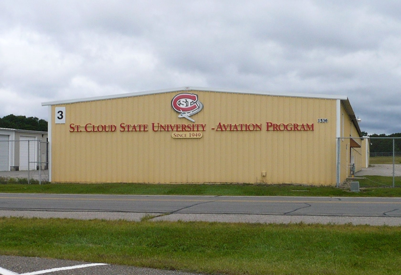 St. Cloud State University Aero Club Building