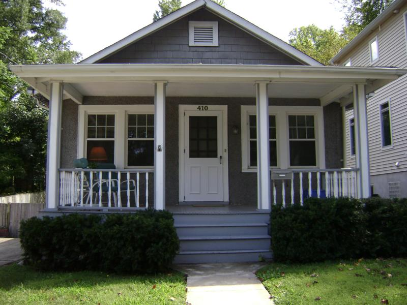 Vintage Craftsman Bungalow For Sale In Downtown Silver
